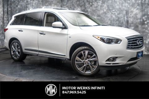 Certified Used INFINITI QX60 AWD, Certified, Premium Plus, Theater, Deluxe Touring And Technology Packages