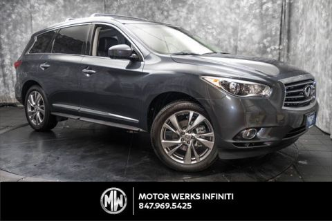 Certified Used INFINITI JX35 AWD, Certified, Premium, Deluxe Touring And Theater Packages