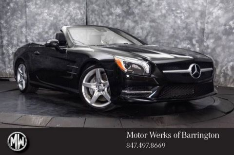 Used Mercedes-Benz SL-Class SL400