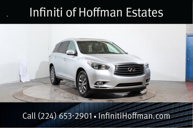Certified Used Infiniti JX35 Certified, AWD, Navigation