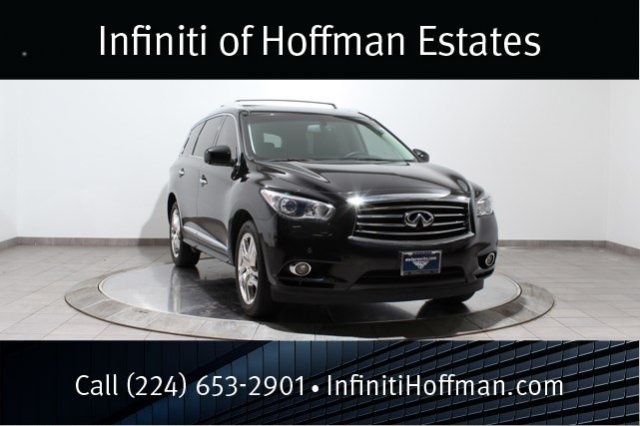Certified Used Infiniti JX35 AWD 4dr Premium, Theater, Navigation