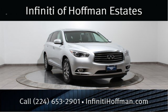 Certified Used Infiniti JX35 AWD, Certified,Premium Package