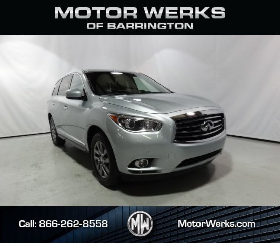Certified Used Infiniti JX35