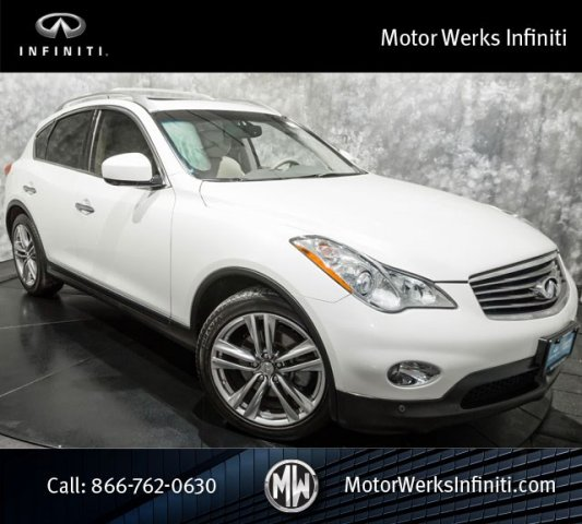 Certified Used Infiniti EX35 Journey