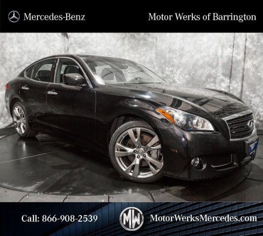 Used Infiniti M56 AWD Technology/Sport