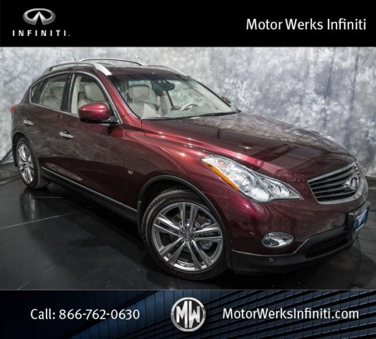Certified Used Infiniti QX50 Journey