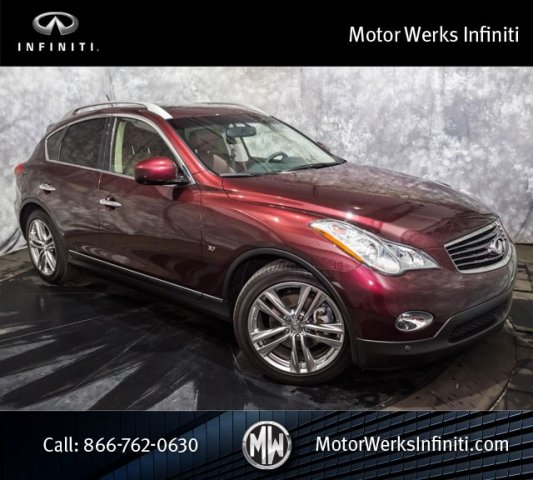 Used Infiniti QX50 Journey