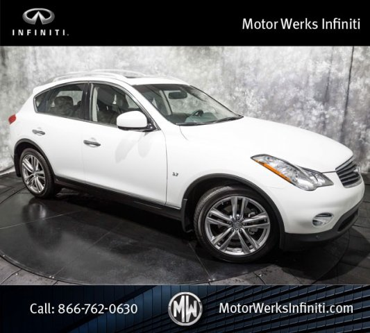 Used Infiniti QX50 AWD JourneyTech/Deluxe Touring/Premium