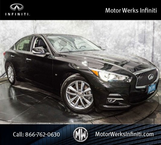 Used Infiniti Q50 AWD NAV/All Weather Package