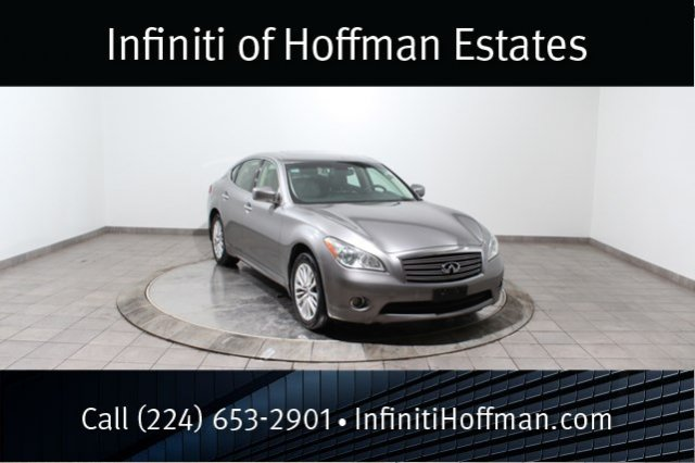 Used Infiniti M37 Deluxe Touring and Premium Packages