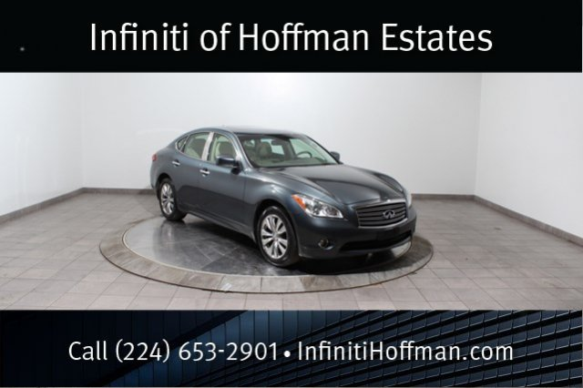 Certified Used Infiniti M37 AWD Premium, Navigation And Climate Control Seats