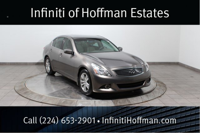 Used Infiniti G37 Sedan RWD With Navigation and Back Up Camera
