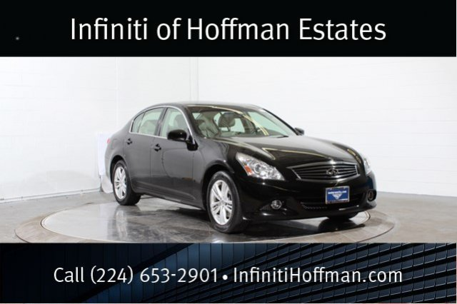 Used Infiniti G37 Sedan Navigation, AWD
