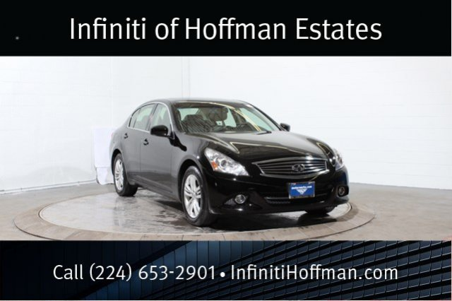 Used Infiniti G37 Sedan AWD, Bose