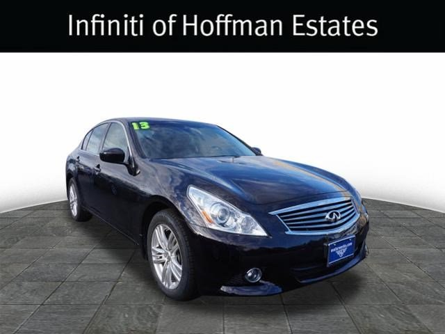 Certified Used Infiniti G37 Sedan AWD Premium With Navigation
