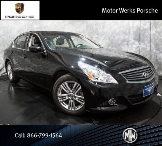 Used Infiniti G37 Sedan x NAVIGATION AND PREMIUM PACKAGES