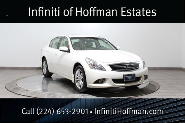 Certified Used Infiniti G37 Sedan x, Navigation, Premium