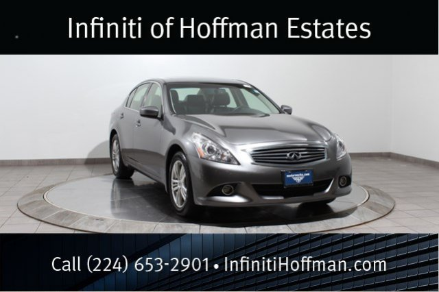Certified Used Infiniti G37 Sedan AWD, Premium
