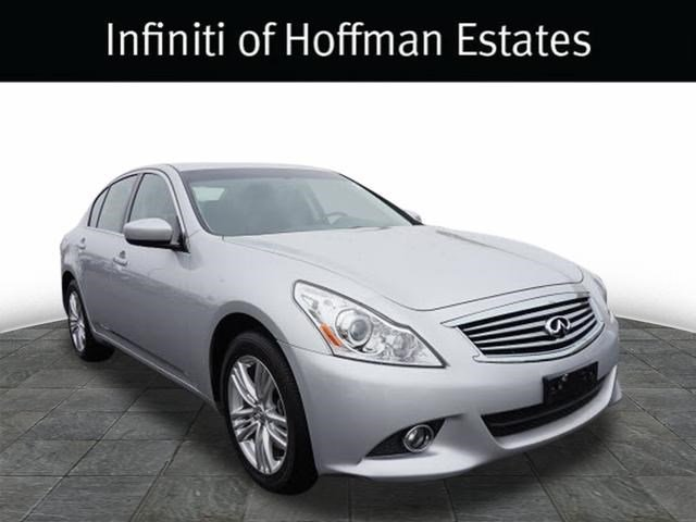 Certified Used Infiniti G37 Sedan AWD, Certified, Navigation And Back Up Camera