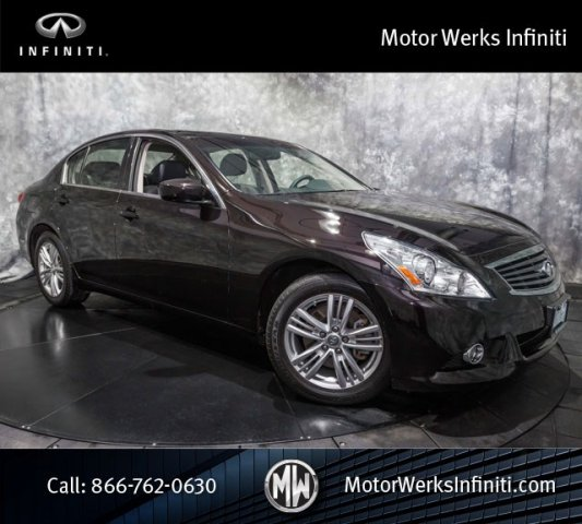 Certified Used Infiniti G37 Sedan x Premium/Navigation