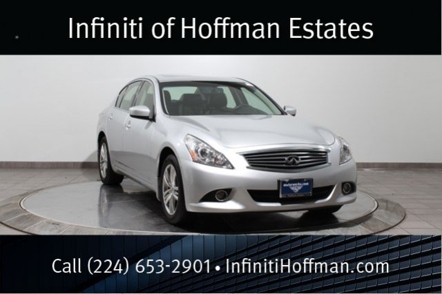 Certified Used Infiniti G37 Sedan AWD, Premium, Navigation
