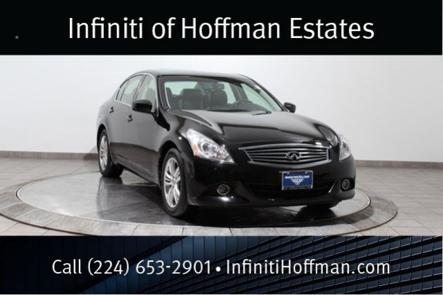 Certified Used Infiniti G37 Sedan AWD, Certified, Navigation With Maple Wood Trim