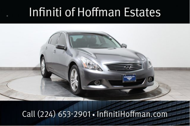 Certified Used Infiniti G37 Sedan AWD, Certified, Back Up Camera And Handsfree Bluetooth