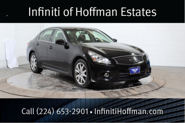 Used Infiniti G37 Sedan xS Sport with Navigation and Premium Packages