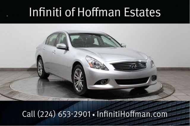 Certified Used Infiniti G37 Sedan AWD, Certified, Premium, Navigation And Maple Wood Accents