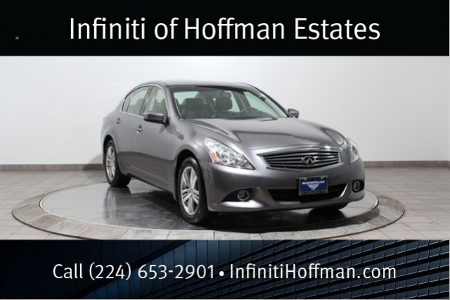 Certified Used Infiniti G37 Sedan AWD, Certified, Premium And Navigation