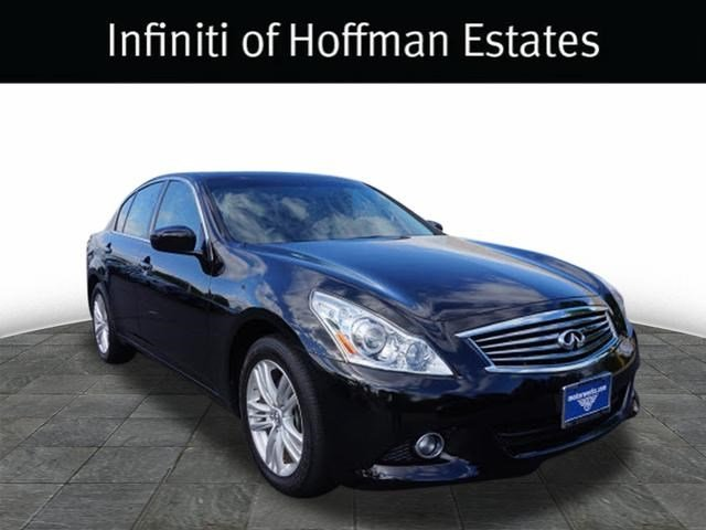 Certified Used Infiniti G37 Sedan AWD, Certified With Navigation