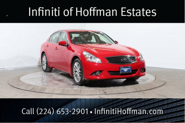 Used Infiniti G37 Sedan Limited Edition, Navigation, Bose, AWD