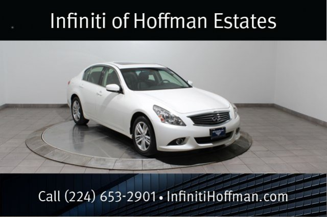 Certified Used Infiniti G37 Sedan AWD, Certified, Handsfree Bluetooth and Back Up Camera