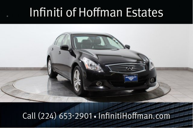 Certified Used Infiniti G37 Sedan AWD Navigation