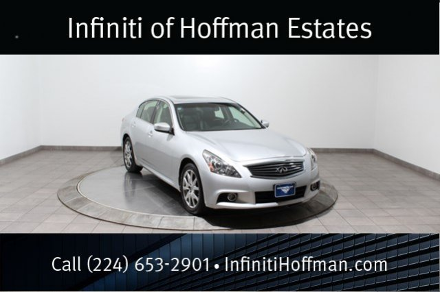 Certified Used Infiniti G37 Sedan Sport w/Navigation