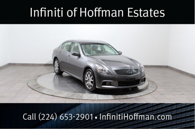 Used Infiniti G37 Sedan x With Sport, Navigation and Premium Packages