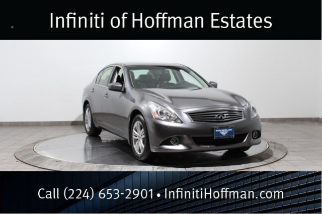 Certified Used Infiniti G37 Sedan +AWD, Navigation, Premium
