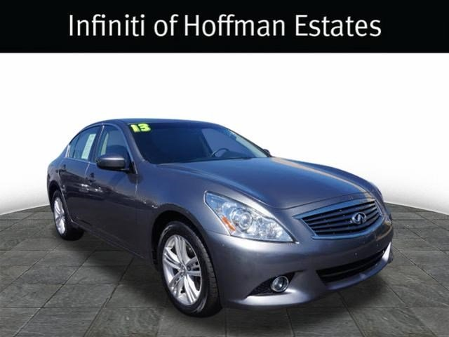 Certified Used Infiniti G37 Sedan AWD, Certified To 100,000 Miles and Navigation