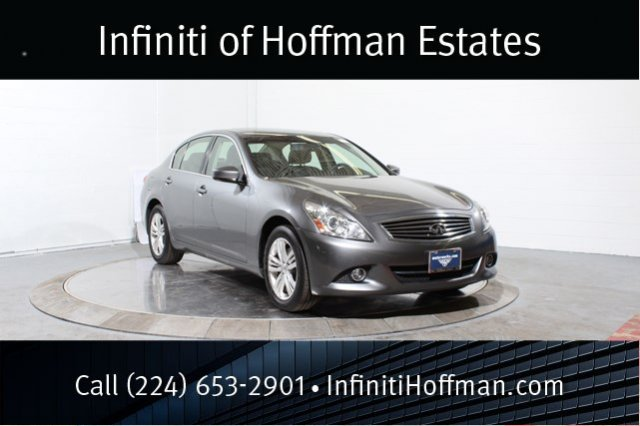 Certified Used Infiniti G37 Sedan AWD, Certified, Premium Package