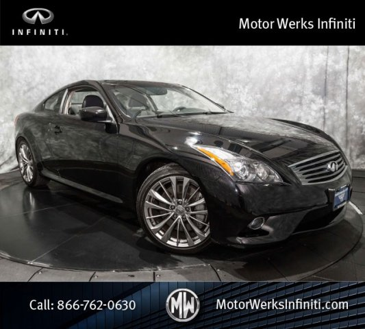 Used Infiniti G37 Coupe Sport 6MT
