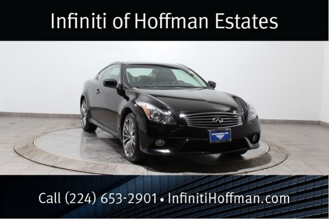 Used Infiniti G37 Coupe x with Sport, Navigation and Premium Packages