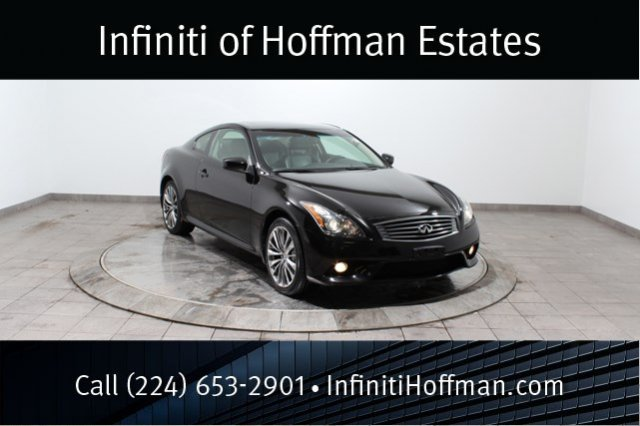 Used Infiniti G37 Coupe xS Sport with Navigation and Premium Packages