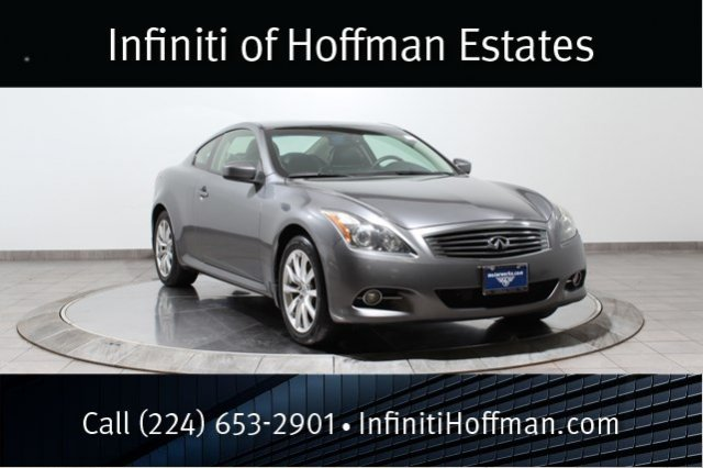 Used Infiniti G37 Coupe AWD, Premium Package