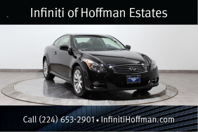 Certified Used Infiniti G37 Coupe Sport, Navigation, AWD