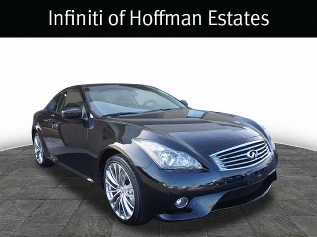 Certified Used Infiniti G37 Coupe AWD, Certified, Sport Package with Navigation