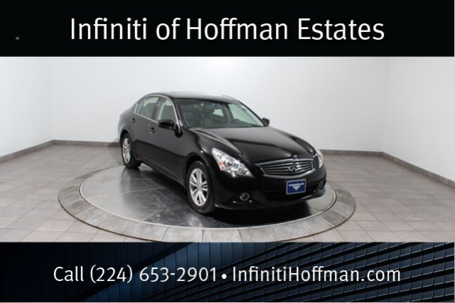 Certified Used Infiniti G25 Sedan AWD, Certified, Heated Seats, Back Up Camera And Bluetooth