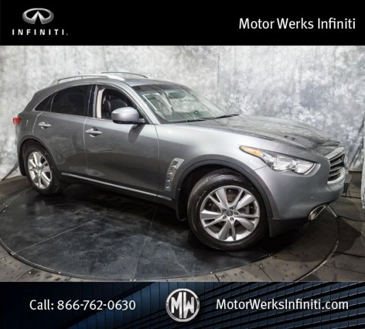 Used Infiniti FX35 AWD, Premium And Deluxe Touring Packages