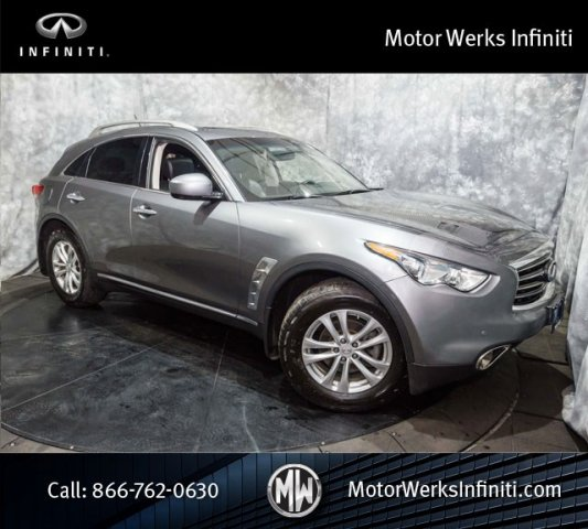 Used Infiniti FX35 AWD, Premium Package With Navigation