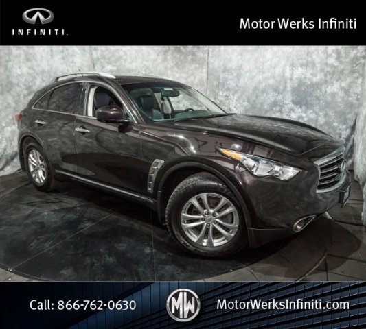 Used Infiniti FX35 AWD NAV Premium Package
