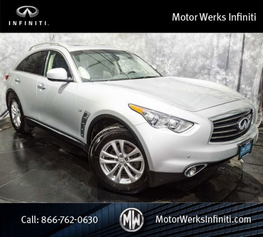 Certified Used Infiniti QX70